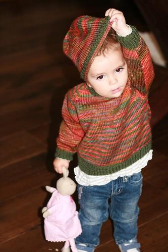 Grandma's knitting