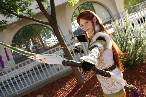 Dynasty Warriors Yue Ying Cosplay