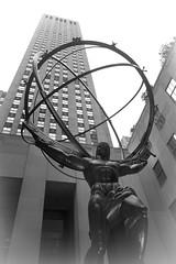 'Atlas Shrugged', United States, New York, New...
