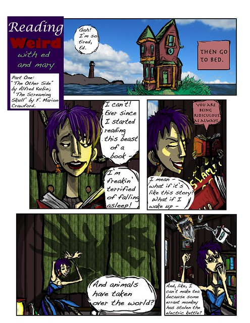Weird Comic Episode 1--Page_1