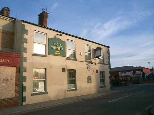 Pig and Whistle Redcar