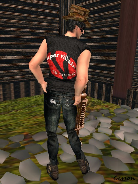 NaCrS - Super Villain T-shirt, Never Ever! 0 Leonardo Jeans