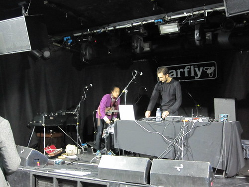 Yult soundchecking
