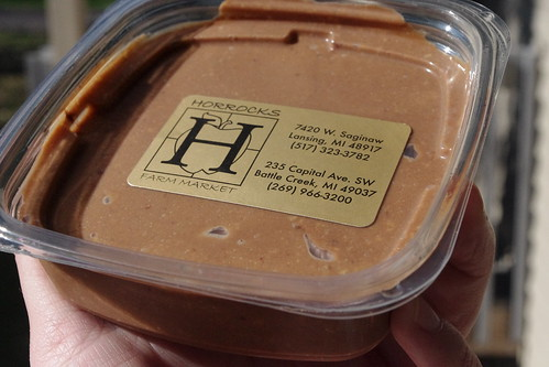 Fresh Chocolate Hazelnut Spread