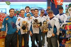 Rochester Knighthawks - Gift-A-Bear 10