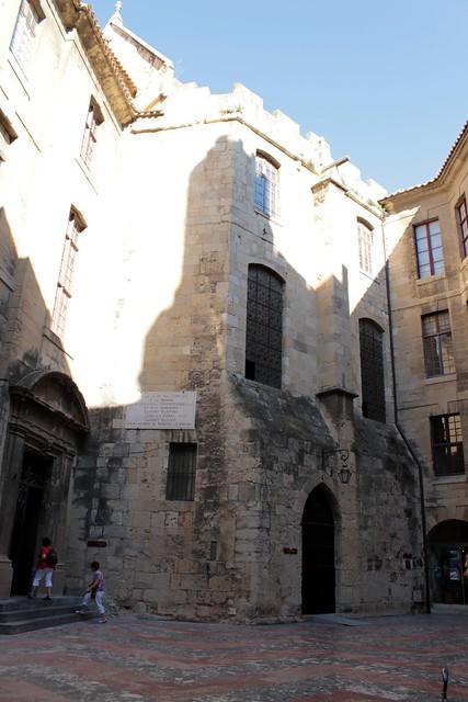 Palais des archevêques
