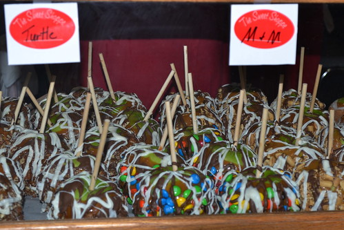 Candy Apples from The Sweet Shoppe