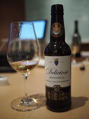 Deliciosa Manzanilla Sherry