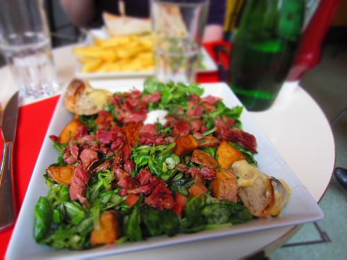 Nov 18 Yummy Salad by sophiefrenchgrl
