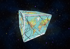 cubed earth theory