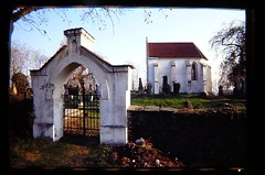 Markovice, kostel