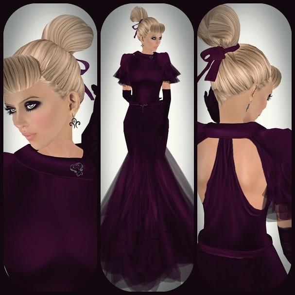 Vintage Fair 2011 - Purple Moon - Kelly