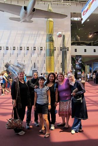 TechWomen at Smithsonian