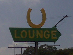 """Horseshoe Lounge, South Lamar Ave, Austin, TX • <a style=""""font-size:0.8em;"""" href=""""http://www.flickr.com/photos/41570466@N04/6267297446/"""" target=""""_blank"""">View on Flickr</a>"""