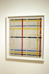 San Francisco - SoMa: SFMOMA - Piet Mondrian's...