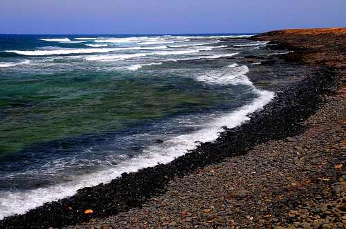 Chapter 5 - Fuerteventura, the calm and the wildness (#6): Simply Ocean