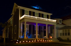 Halloween Night House