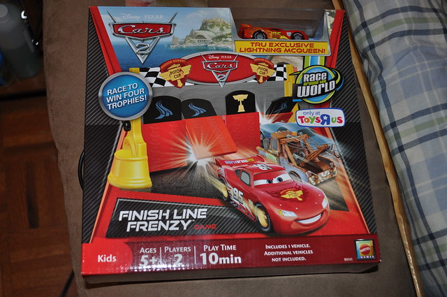 disney cars 2 finish line frenzy exclusives (1)