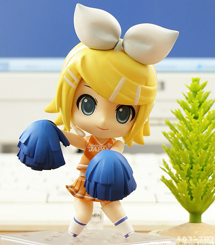 Cheerleader Rin!