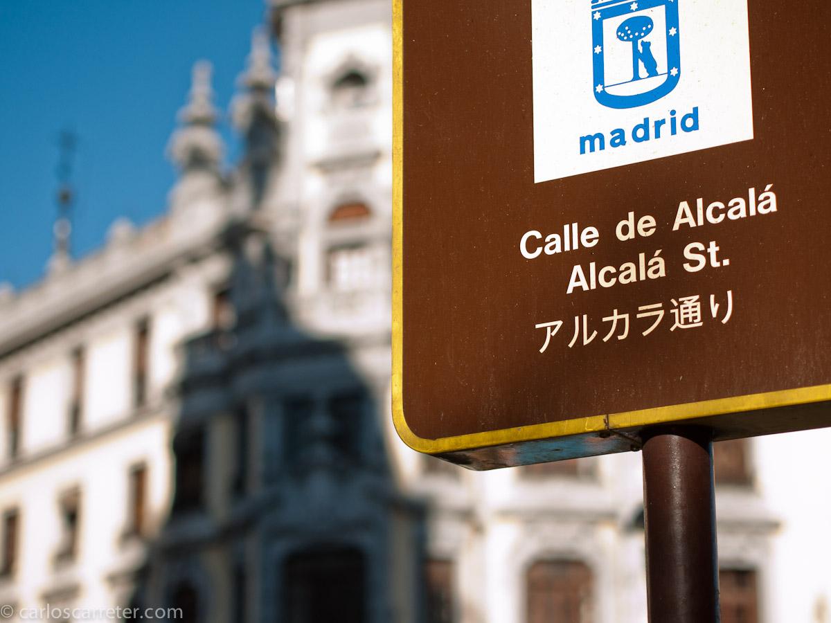 Alcalá St.