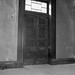 Cedar doors, Pre-Restoration photographs to record the condition of the building, Aberglasslyn House, Aberglasslyn, NSW, Australia [1978]