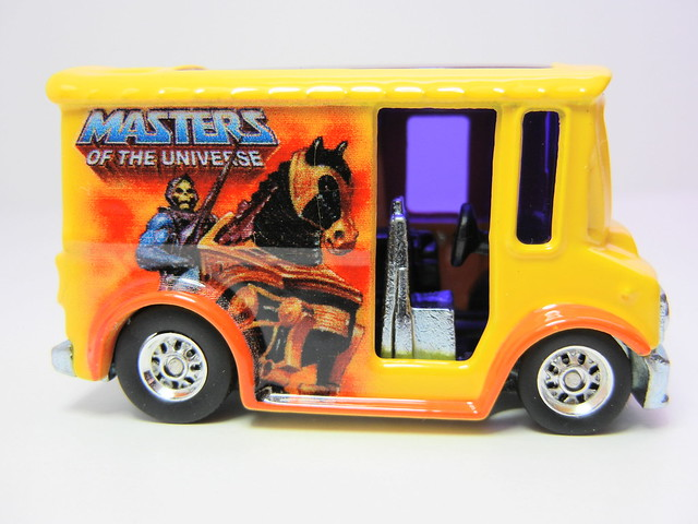 HOT WHEELS MASTERS OF THE UNIVERSE BREAD BOX