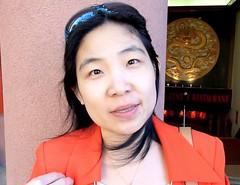 Cathy Li (Chen Shuo) - Calgary Go Club - CGA Open 2011