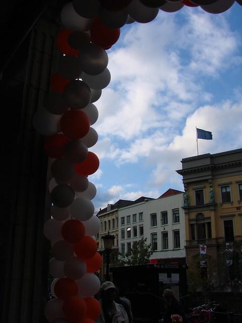 Bibliotheek Balloons