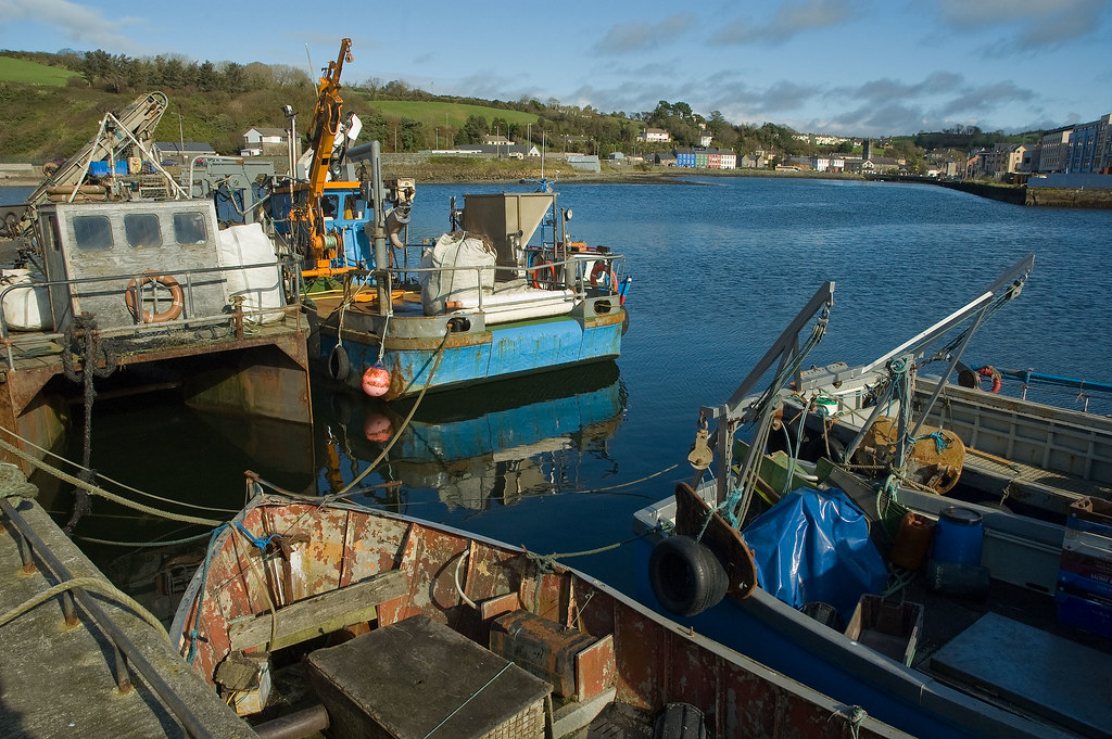Bantry Harbour