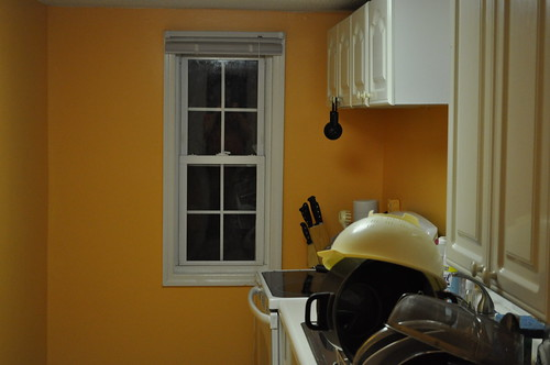 Kitchen after painted 02