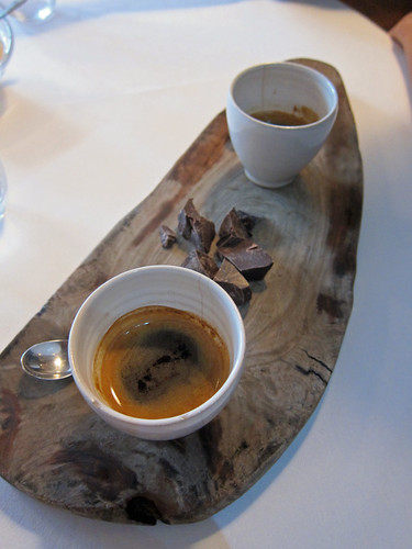 Espressos with Chocolates