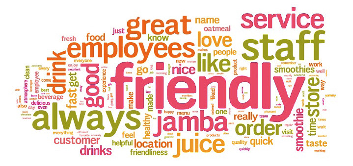 Jamba Juice - Experience