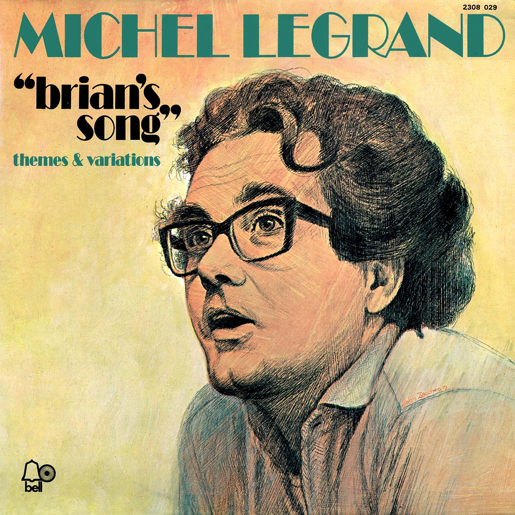 Michel Legrand - Brian's Song