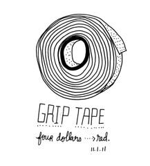 11.01.11 / Grip Tape