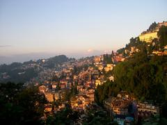 Darjeeling town photo