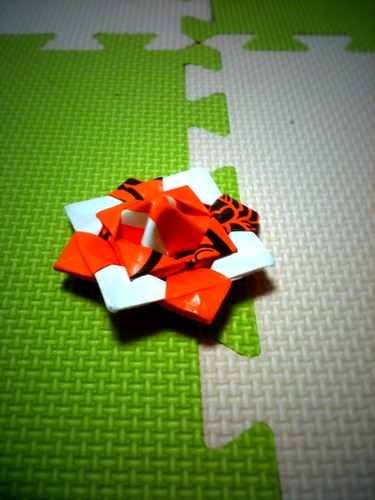 origami top