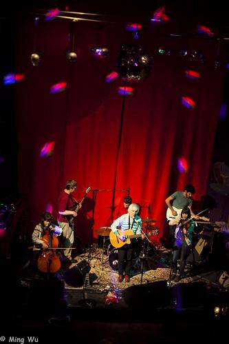 Olenka and the Autumn Lovers @ Mercury Lounge