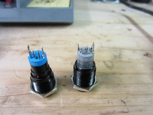 Bare power switch (Medium)