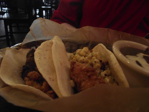 lunch @ the orginal el taco