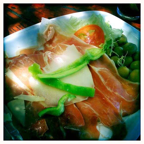 Parma ham, I love you!