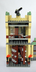 Hogwarts Castle - Library & Vanishing Cabinet