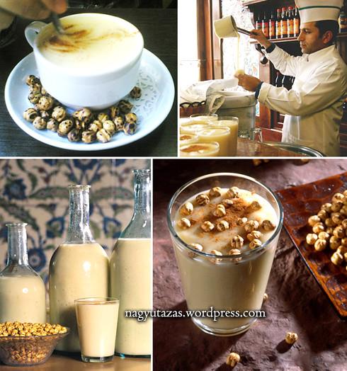 Török konyha - Boza: Bulgurból készült ital
