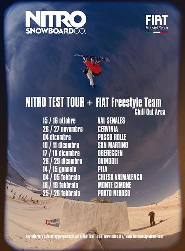 Nitro Test Tour 2011/2012