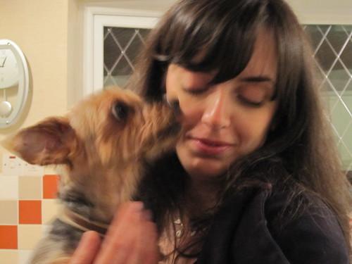 More puppy love!