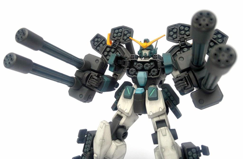 1/100 HG Gundam Heavyarms Custom