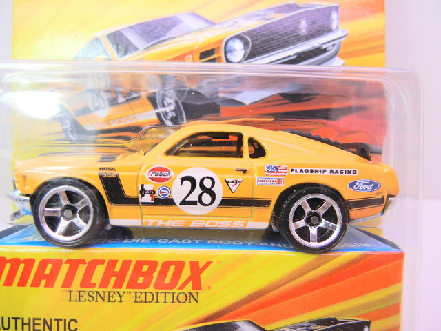 matchbox lesney '70 ford mustang boss 302 (2)