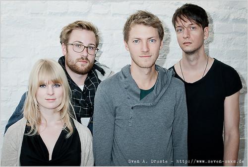 Julia Viechtl, Simon Schankula, Florian Wille & Philipp Leu / Fertig, Los!