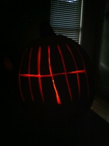 Jack-O'-Lantern--What Really Scares You? Cages