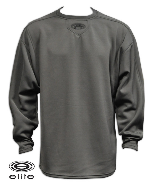 charcoal fleece pullover copy