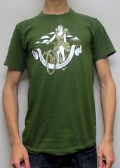 Take Life by the Handlebars T-shirt
